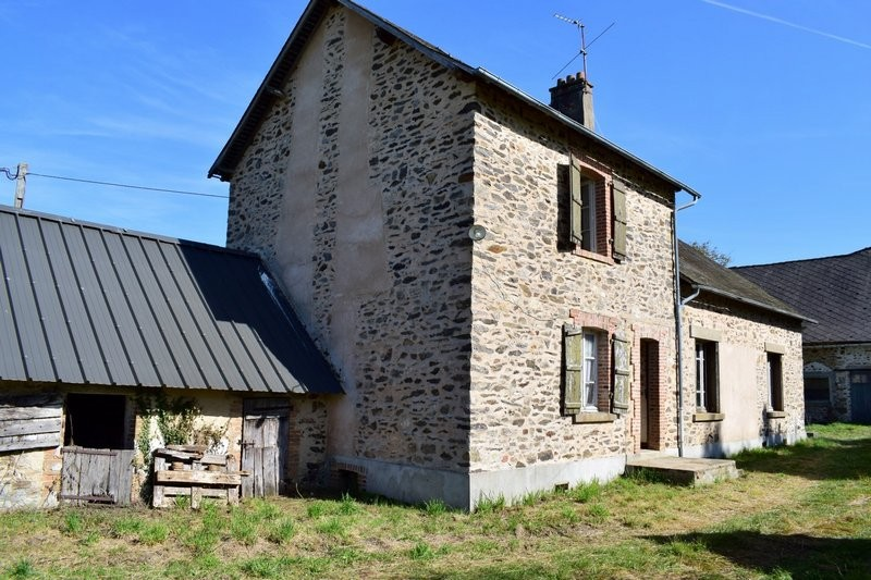 Property For Sale In Coussac Bonneval France